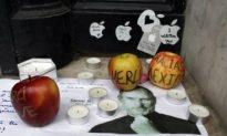 Steve Jobs Remembered in Europe