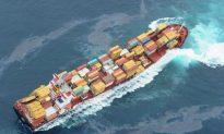 Cargo Ship Rena's Future Uncertain