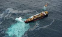 New Zealand Charges Captain of Stricken Ship