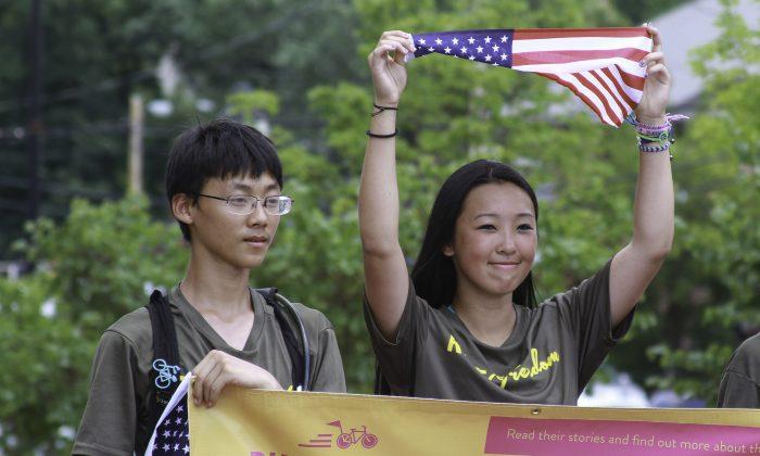 Kristine Feng, June 29