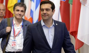 Greece Strikes Deal With Creditors, Avoids Chaotic Euro Exit