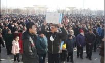 Thousands Protest Poisonous Gas Leak in East China