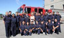 Toronto Fire Services Wins International Diversity Award