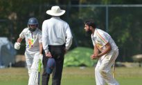 Cricket: Niaz Ali Looking Forward to Working His Way Back into HK National Cricket Squad