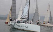Yachting: Hong Kong Yachting Series Goes Down To The Wire