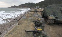 N. Korea Threatens South With 'Sea of Fire'