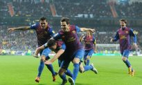 Barcelona No. 1 in Spain After Downing Real Madrid