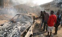 Christmas Church Bombings in Nigeria Leave Dozens Dead