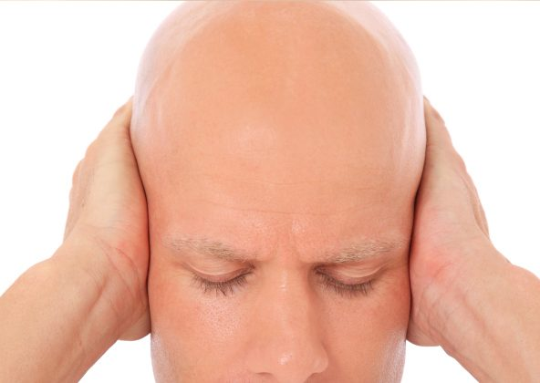 About seven million people in the UK have experienced tinnitus, a ringing or buzzing in the ears. (photos.com)