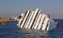 Italian Cruise Ship Runs Aground, at Least 3 Dead