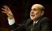 Bernanke: Upbeat on Economy, but Long-Term Plan Critical