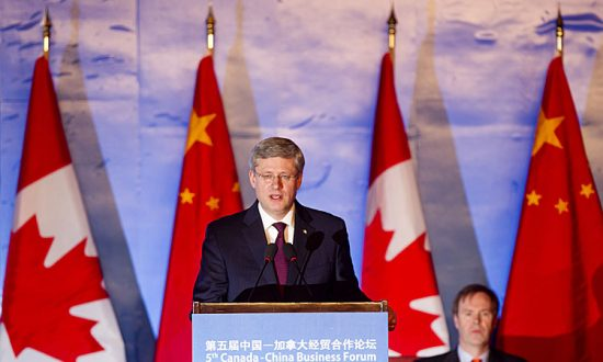 Value of Canada's China Deal Questioned