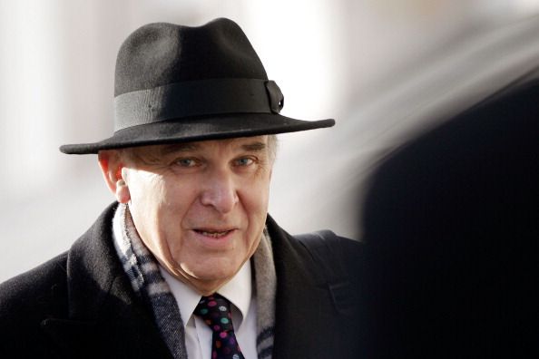 Business Secretary Vince Cable arrives for a cabinet meeting in Downing Street on February 21, 2012 in London. (Photo by Matthew Lloyd/Getty Images)