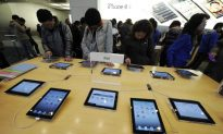 Chinese Firm Challenges Apple's Right to Sell iPads in China