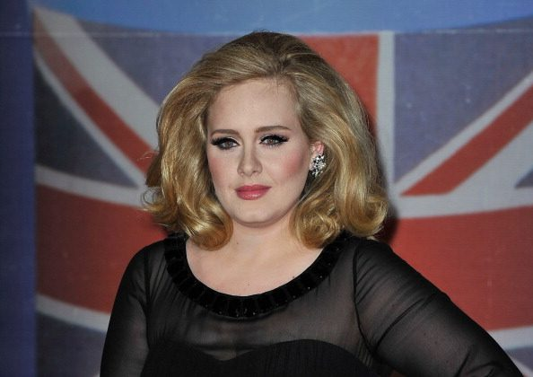 Singer Adele is the richest young musician in the UK, with a fortune of £20 million. (Gareth Cattermole/Getty Images)