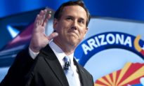 National Poll Shows Santorum with Commanding Lead