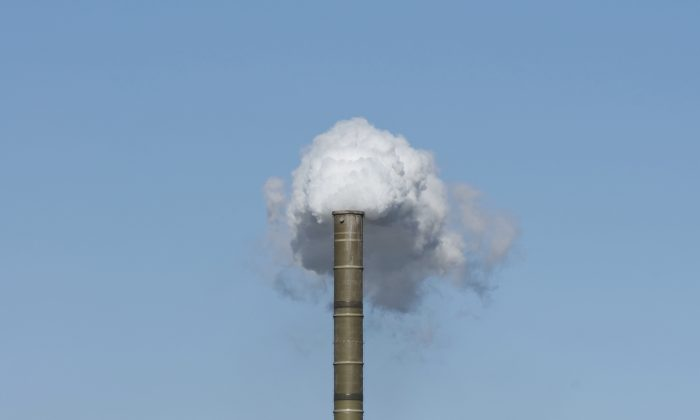 Enhanced carbon-60 molecules, known as buckyballs, have shown real potential to capture emissions of carbon dioxide from such sources as industrial flue gases and natural-gas wells.  (Beakydave/iStock)