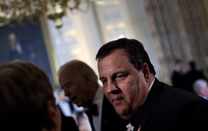 New Jersey Governor Chris Christie (Brendan Smialowski/Getty Images)