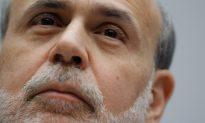 Bernanke Says Economic Recovery Still Spotty