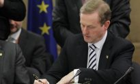 European Leaders Sign Stability Treaty