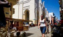Cuban Dissidents Occupy Church in Havana