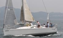 'Whiskey Jack' Almost Perfect in Big Boat Spring Cup