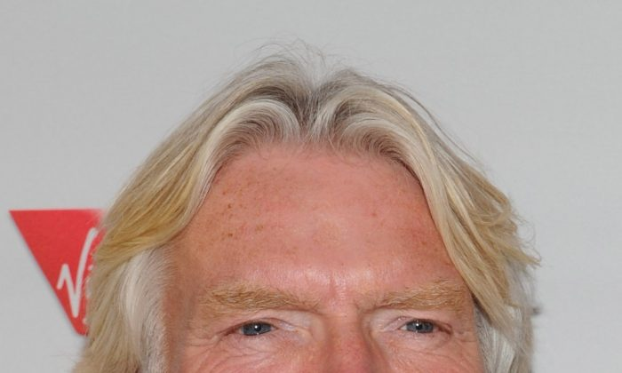 Successful businessmen like Sir Richard Branson tend to be described as independent thinkers, creative problem solvers, quick decision makers, and goal-oriented individuals. (Michael Buckner/Getty Images)