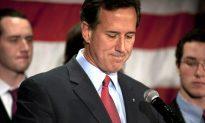Rick Santorum Bows Out of GOP Race
