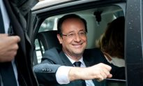Socialist François Hollande Wins French elections