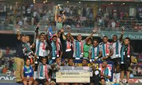 Fiji Claim the HK Sevens' Prize for the Second Year Running