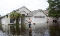 While Debby Weakens, Widespread Flooding Remains