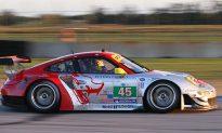 Flying Lizard to Race in GTC for 2013 ALMS Season