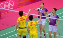 Eight Disqualified From Badminton at London Olympics