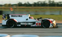 Fifth in a Row for Muscle Milk at American Le Mans Series Mid-Ohio Sports Car Challenge