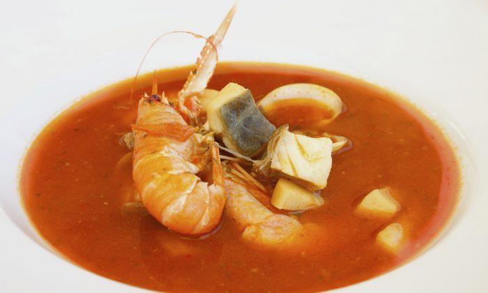 Bouillabaisse, a fish stew from France. (zhekos/iStock)