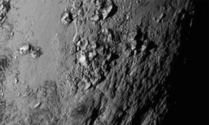'Something Wonderful': First Close-Up Pictures of Pluto