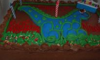 Grandmother Notices Something Odd on Boy's Cake