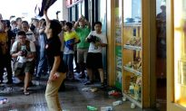 Violent Protests in China Over Japan Island Row
