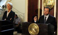 Egypt Seeks $4.8 Billion Loan From IMF