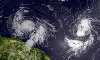 Tropical Storm Isaac on Path to Florida, GOP Convention