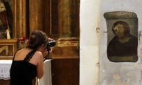 Woman Who Ruined Spanish Fresco Wants Payment