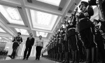 Angela Merkel's Encounter in Beijing's Forbidden City