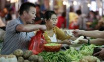 China's Food Prices Shooting Up