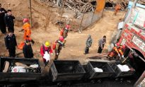 Chinese Coal Mine Accident Kills 20