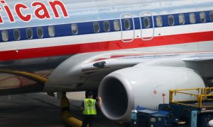 American Airlines Flights Delayed