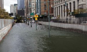 Brooklyn-Battery Tunnel Partially Reopens to Commuters