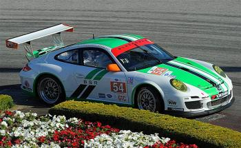 Tim Pappas and Jeroen Bleekemolen continued their winning ways in GTC. (Courtesy americanlemans.com)