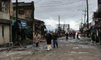 Hurricane Sandy's Trail of Destruction a Challenge