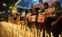 Courage of Shot Pakistani Girl Celebrated Internationally