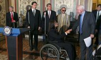 Kerry Urges Approval Of Convention On Rights Of Persons With Disabilities (Photo)